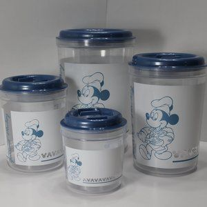 Dynaware Gourmet Mickey Storage Containers